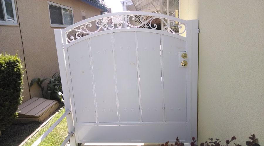 Iron Gates | Artesanias Gonzalez - Iron Fences, Iron Gates, Security ...