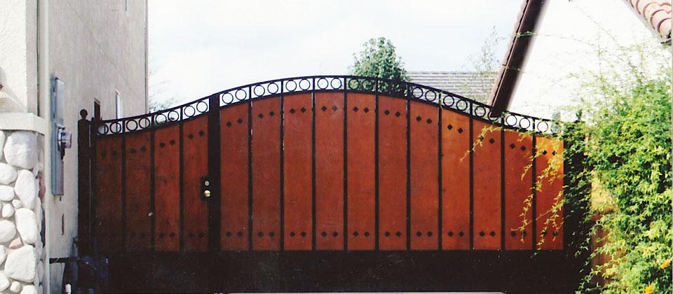 iron Gates & Iron Gates - Security Doors - Fences - Visalia - Tulare - Hanford ...