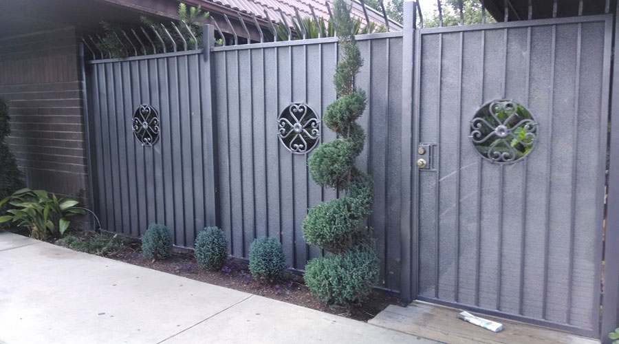 Iron Fences Artesanias Gonzalez Iron Fences Iron